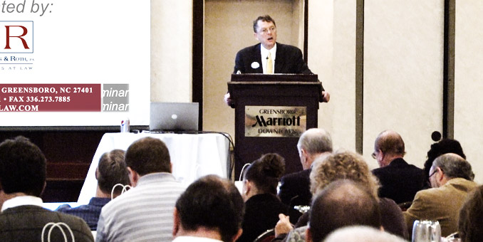 Carruthers & Roth Hosts Annual Business & Tax Seminar